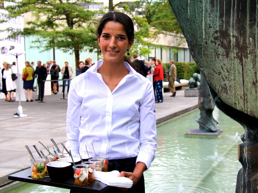 Barcatering Berlin : Flying Forkfood und Cocktails