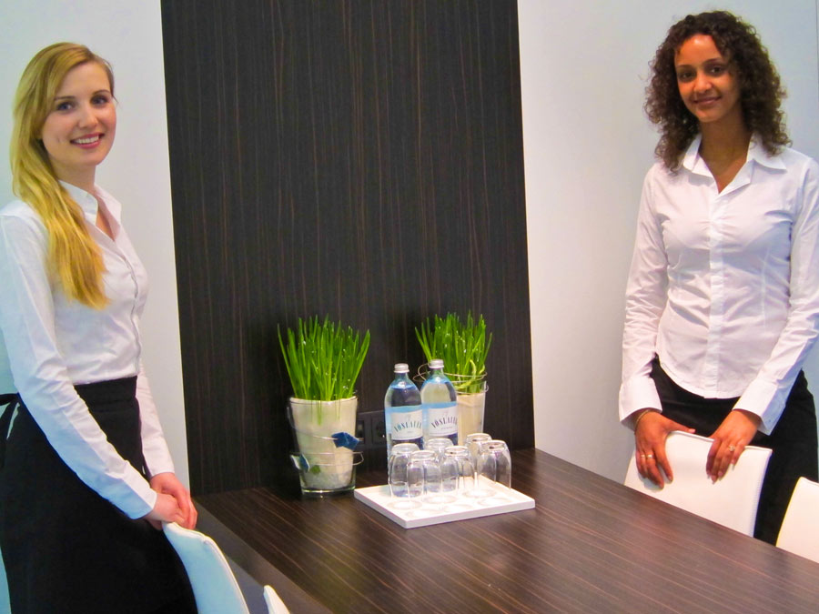Messecatering zur EWEA Brüssel