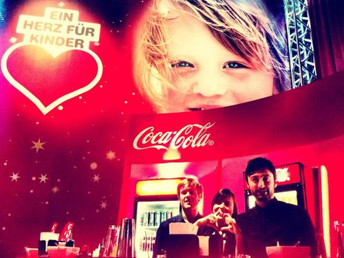 """Cocktail-Catering in Berlin """"Ein Herz fuer Kinder"""" Gala"""